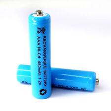 Piles rechargeables nicd pour équipement audio et vidéo AAA