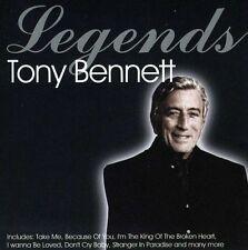 LEGENDS COLLECTION - TONY BENNETT - BRAND NEW & SEALED CD (2010)