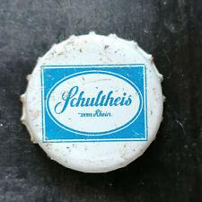 Schultheis Bier Kronkorken beer bottle cap tappo birra chapa cerveza