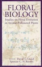 Floral Biology: Studies on Floral Evolution in Animal-Pollinated-ExLibrary