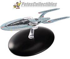 Eaglemoss Star Trek STCON03 USS Aventine Starship W/Collector Magazine COMIC CON