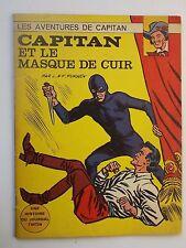 Les Adventures de Capitan - Capitan et le Masque de Cuir par L & F Funcken 1967
