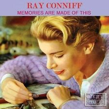 CD RAY CONNIFF MEMORIES ARE MADE OF THIS TAMMY YOUNG LOVE MY FOOLISH HEART ETC