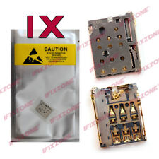 1 X New SIM Card Reader Slot Socket Tray For VERIZON ELLIPSIS 10 QTAIR7 USA