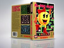 Ms. PAC MAN - NES - Replacement - Cover/Case - NO Game