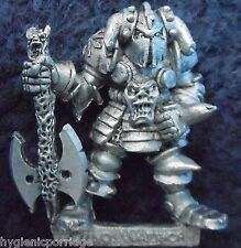 1985 Chaos Warrior 0201 22 CH2 Mighty Zog Arkwright Citadel Warhammer Fighter GW