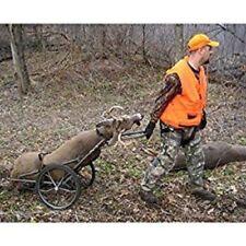 Hunter's Pointe folding game & gear cart Heavy-Duty Steel 300 lbs No Snag Wheels