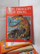 EL DRAGON DE BROG Spanish CHILDREN Literature Libros en Espanol Para Ninos