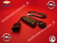HQ DIAGNOSTIC TOOL KIT FOR VAUXHALL OPEL SAAB OBD 2 VAUX-COM / OP COM OP-COM CAN