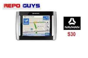 Navman S30 GPS Receiver  :FAULTY