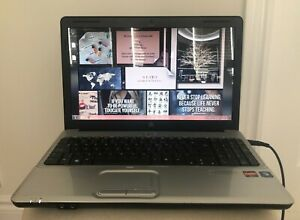 HP G61 Notebook PC