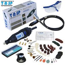 140Pcs Electric Dremel Mini Drill Rotary Tool Variable Speed 220V 130W Accessory