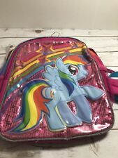 My Little Pony Pink Sequins Backpack