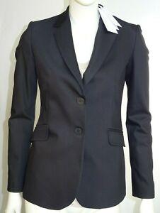 giacca blazer donna elegante nero CARACTERE TG 40 autunno/inverno