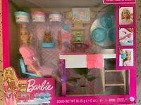 New Barbie Spa Playset+ Barbie Doll + Puppy and more