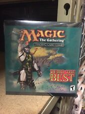 Magic The Gathering Demo Disc For Online Game MTG CCG TCG Sealed