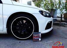 VW Passat FELGENSCHUTZ & Styling Felgenringe Sedan Vento GTI GTS WRC Blue Motion