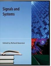 Signals and Systems: By Baraniuk, Richard