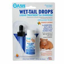 LM Oasis Small Animal Wet Tail Drops - Diarrhea Treatment 1 oz