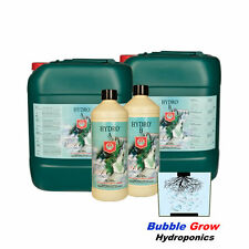 HOUSE AND GARDEN HYDRO A & B 5L VAN DE ZWAAN HYDROPONIC NUTRIENTS