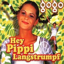 Gogo Hey Pippi Langstrumpf (1998) [Maxi-CD]