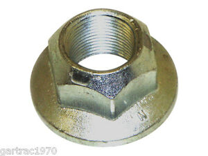 Atlas Axle Pinion Nut Escort Mk1/Mk2 - Genuine Ford