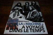 DEEP PURPLE - Mini poster couleurs !!!!!!!!!!!!