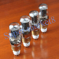 4pcs Full Music Audio Vacuum Tube KT88/c One Matched Quad Carbon Plate Gold Pin
