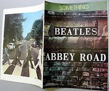 BEATLES Sheet Music SOMETHING 60's ABBEY ROAD George HARRISON 60's CLASSIC ROCK