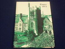 1975 JERSEY CITY STATE COLLEGE YEARBOOK - THE TOWER - GREAT PHOTOS - K 70
