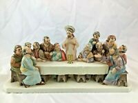 Hummel Goebel Last Supper HX 286 Vintage Near Mint TMK3 Original Box