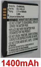 Batería 1400mAh tipo EB-L1G6LLUC Para Samsung Galaxy S III Progreso