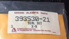 New listing Alemite Seal Set 393530-21