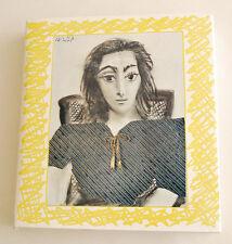 Picasso  Les Dames de Mougins editions cercle d'art Paris Hélène Parmelin