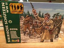 Revell Sibirische Schutzen WWII 1/72 Scale 41 Figures 02516 1995
