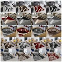 Red Black Grey Brown  Small Extra Large Big Huge Size Floor Carpet Rug Mat Cheap