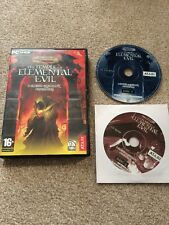 THE TEMPLE OF ELEMENTAL EVIL. DUNGEONS & DRAGONS RPG FOR PC - Free Postage