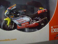 Ixo 1/24th scale Valentino Rossi 1999 Aprilia RSW250 Grand Prix model