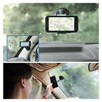 Universal Car 360° Rotating Phone Holder Windshield Mount GPS Holder Accessories