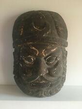 Masque Chine, XIX ou XXè siècles,art populaire.