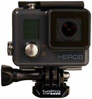 Videocámara GoPro Hero+ LCD, con pantalla táctil waterproof