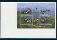 Irland MiNr. Block20 Ersttagsbriefe/ FDC Vögel (Vög2952