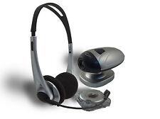 WEBCAM, HEADSET HEADPHONES WITH MICROPHONE & USB 4 PORT HUB FOR SKYPE GIFT SET