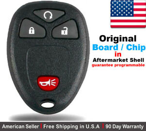 1 OEM Replacement Keyless Entry Remote OUC60270 For Cadillac Chevrolet GMC Buick