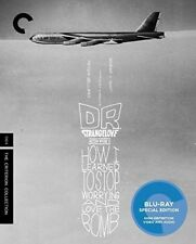 Dr. Strangelove, Or: How I Learned to Stop Worrying and Love the Bomb (Criterion