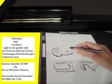 Digitaler Notizblock / Digital Notepad GraphicsTablet/ für Din A4 Papier