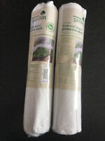 2 x 8m (16m) Frost & Insect Protection Fleece Sheet Garden Plant 8x1.5m each,,,,