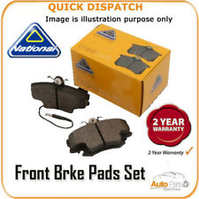 FRONT BRAKE PADS  FOR NISSAN QASHQAI NP2710