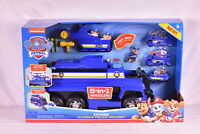Nickelodeon Paw Patrol Chase Ultimate Police Cruiser 5 in 1 Vehicles