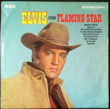 Elvis Presley LP 33RPM Speed Music Records